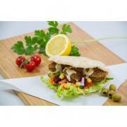 Pita falafel