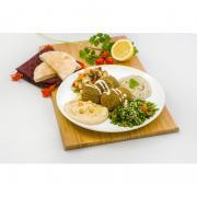 Plat falafel 5 pieces