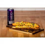 Le hot-dog chips charlie s