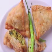 Samosa poulet