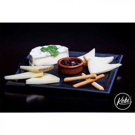 Planche de fromages espagnols