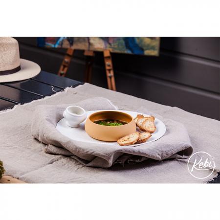 Autour de la soupe de légumes de saison