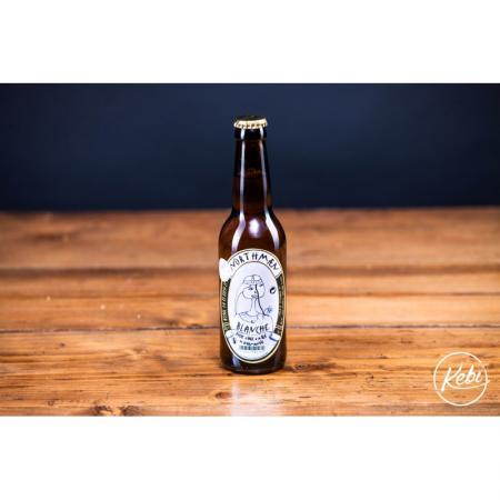 Bière Northmaen blanche 33cl