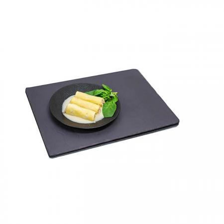 Cannelloni saumon et petits légumes
