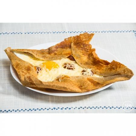Galette Chorizo