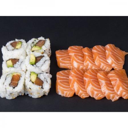 California & Sashimi