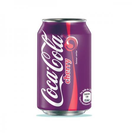 Coca cola cerise