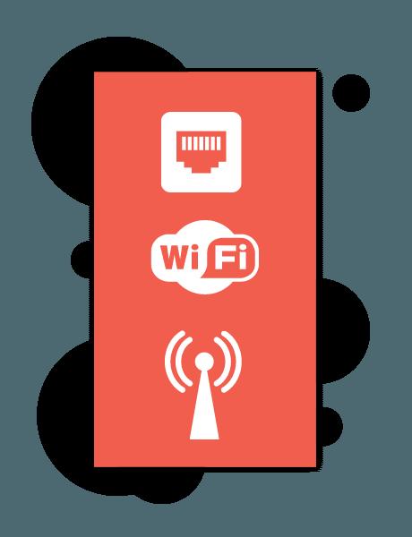 Connecter son imprimante en wifi, cable ethernet ou GPRS 3G/4G